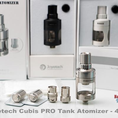 Joyetech Cubis PRO Tank Atomizer - 4ml