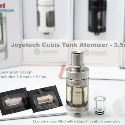 Joyetech Cubis Tank Atomizer - 3.5ml