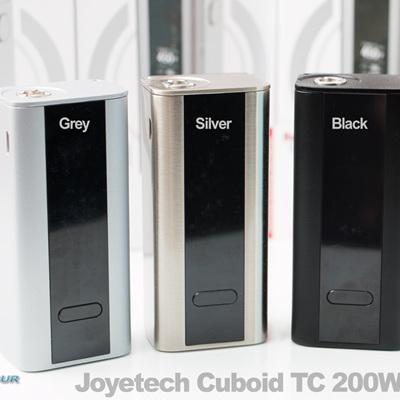 Joyetech Cuboid TC 200W Mod