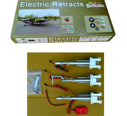 JP Hobby Electric Retract set for Mitchell B-25 95in SEA330 by Seagull Models