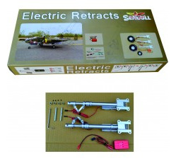 JP Hobby Electric Retract set for P-47 81in (50cc-60cc) SEA306 by Seagull Models