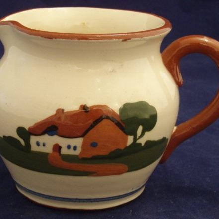 Jug Dartmouth Pottery