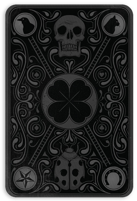 JuJu Playing Cards