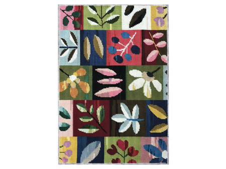 Julia Christian Seeds & Leaves Tapestry Card