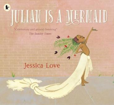 Julian is a Mermaid (PRE-ORDER ONLY)