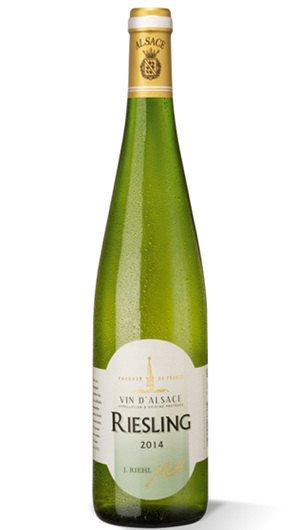 Julian Riehl Alsace Riesling