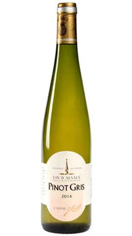 Julien Riehl Alsace Pinot Gris