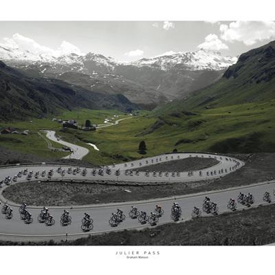 Julier Pass - Tour de Suisse
