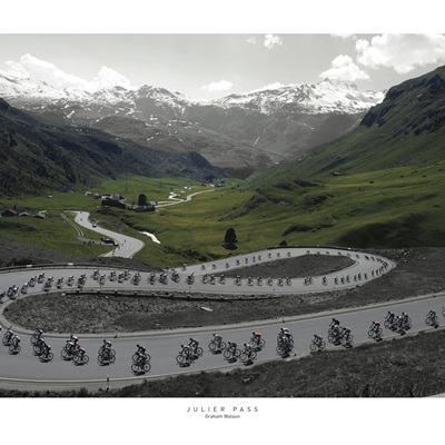 Julier Pass - Tour de Suisse