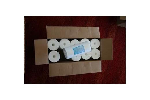 jumbo  5 x1micron 5 x20 micron filters