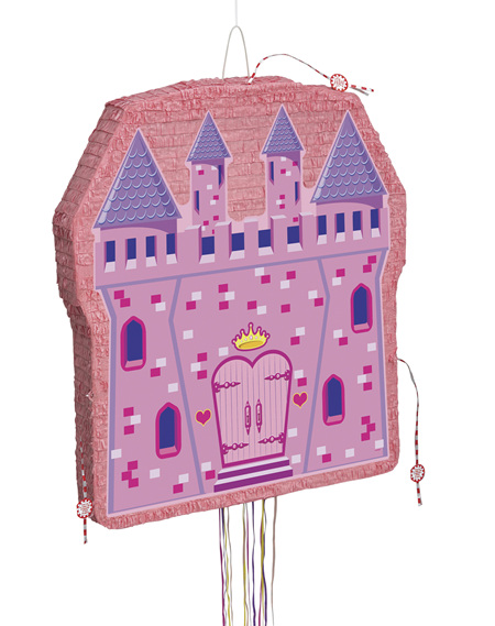 Jumbo castle pinata