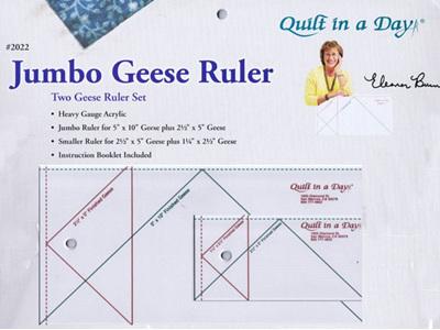 Jumbo Geese Ruler