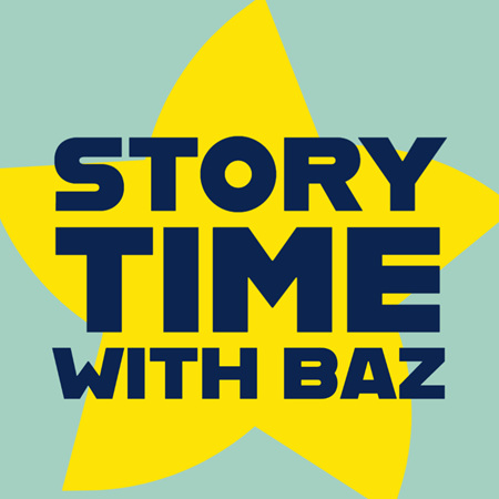 June Storytime with Baz