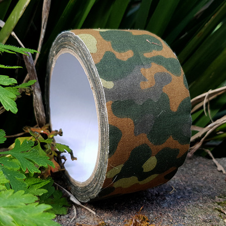 Jungle Camouflage Tape 10m