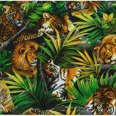 Jungle Life - Emerald