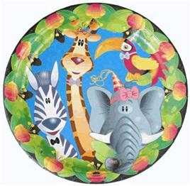 Jungle Plates