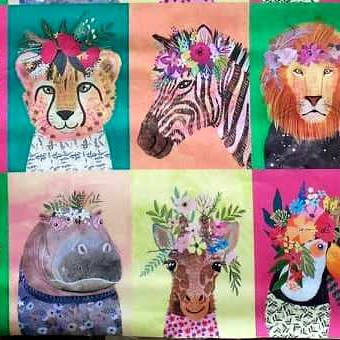 Junglemania - Panel
