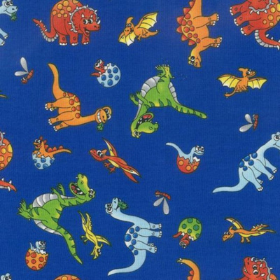 Jurassic - Tossed Dinosaurs
