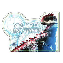 Jurassic World Invitations You're Invited