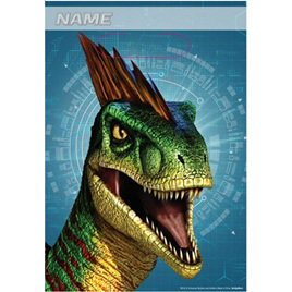 Jurassic World lootbags x 8.