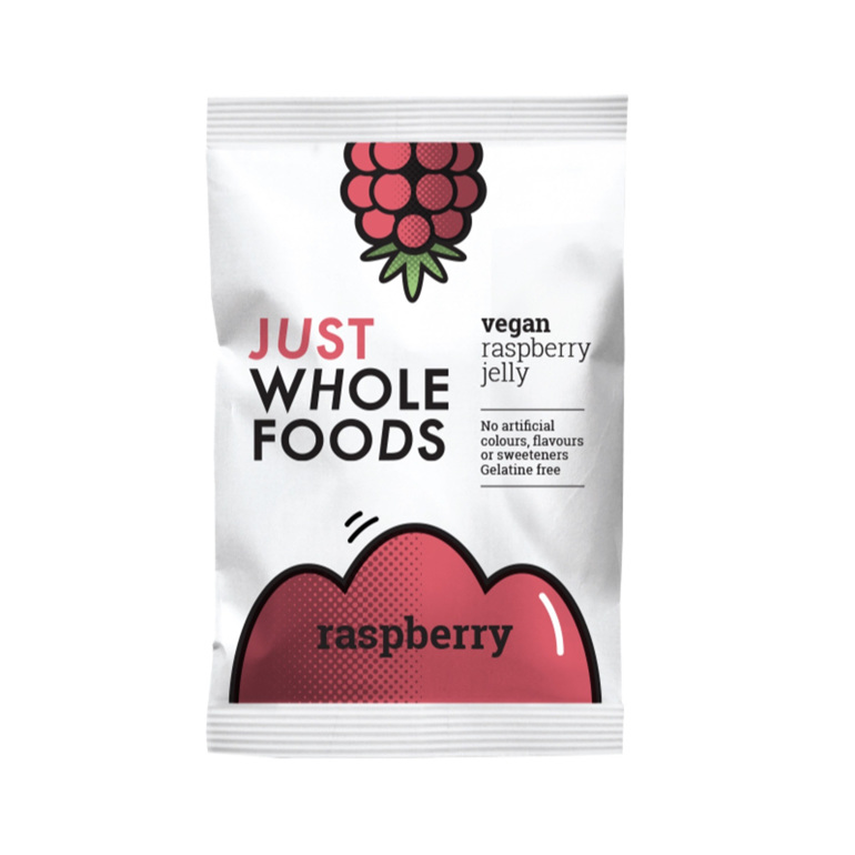 Just Wholefoods Vegetarian Jelly Crystals