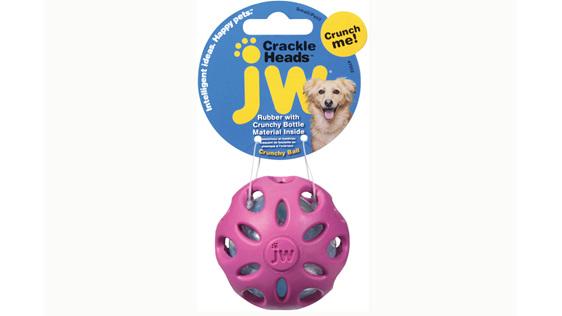 JW Cracklehead Ball