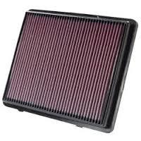 K&N Panel Replacement Air Filter - VT-VZ