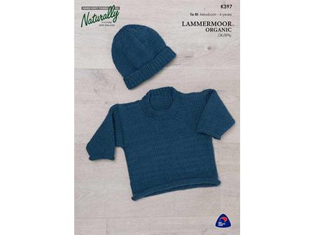 K397 Lammermoor Pattern