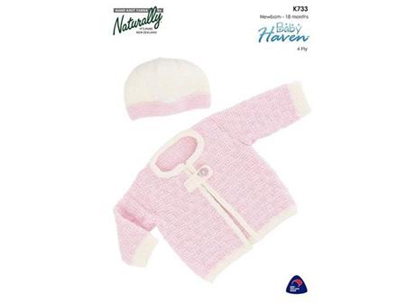 K733 Baby Haven Pattern