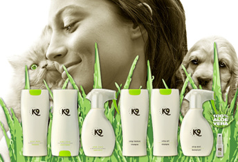 K9 Shampoos & Conditioners
