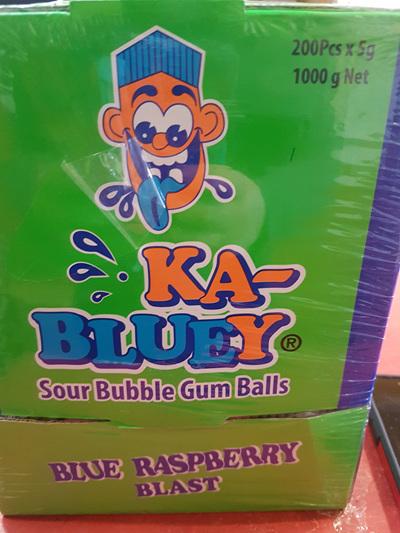 Ka-Bluey box of 200