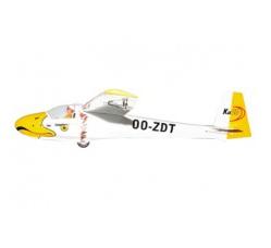 KA8B Glider 3m White by Seagull Models