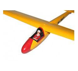 KA8B Glider Yellow, by Seagull Models