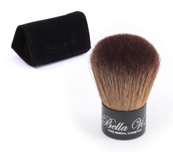 Kabuki Short Natural Brush