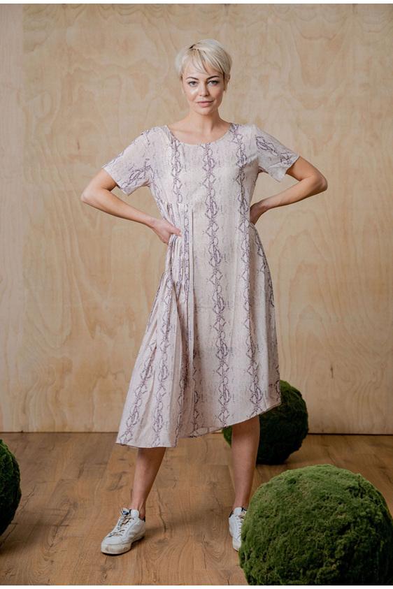 Kaia Dress - Python
