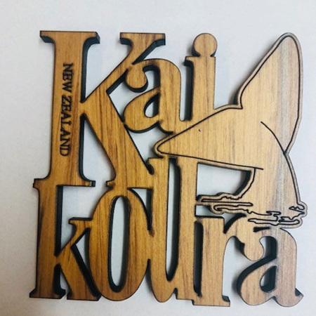 Kaikoura Wooden Coaster