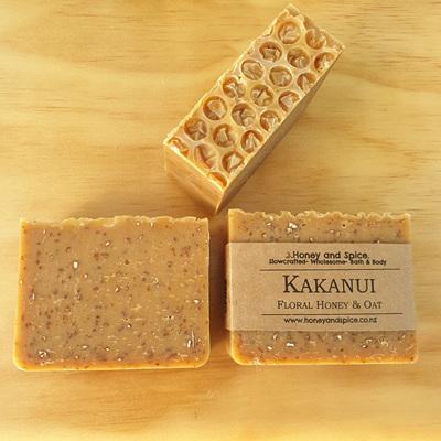 Kakanui Honey & Oatmeal