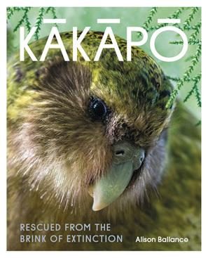 Kakapo - Alison Ballance