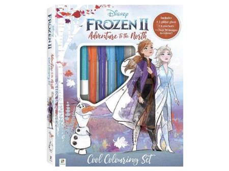 Kaleidoscope Frozen 2 Colouring Kit