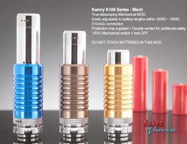 Kamry K100 Series - Mech