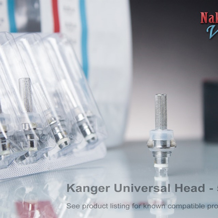 Kanger Universal BCC Head - 5 Pack