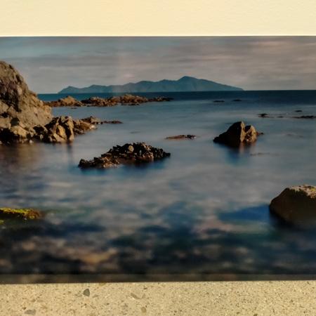 Kapiti - Photograph Printed on Metal- 42 x 29.5cm