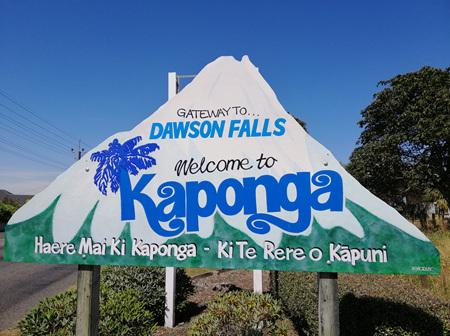 Kaponga