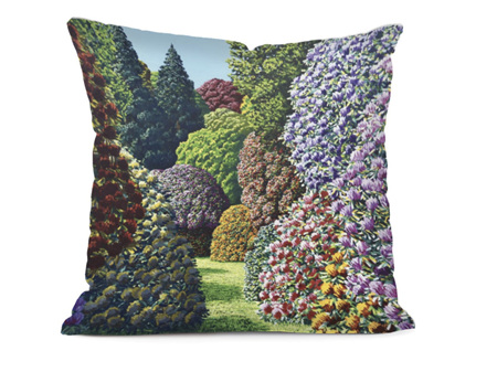 Karl Maughan - Forest Hill Cushion Cover
