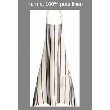 Karma line apron
