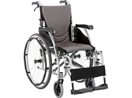 Karma- S  Ergolight Self Propel Wheelchair.