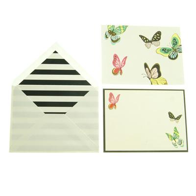 Kate Spade flight of fancy notecard set