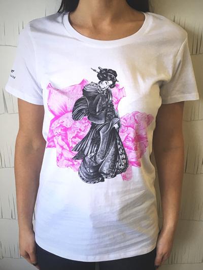 Katie Rose: Bushido - 'The way of the warrior' T Shirt