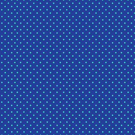 Katie's Cats Spot Blue Teal TP-830-BT
