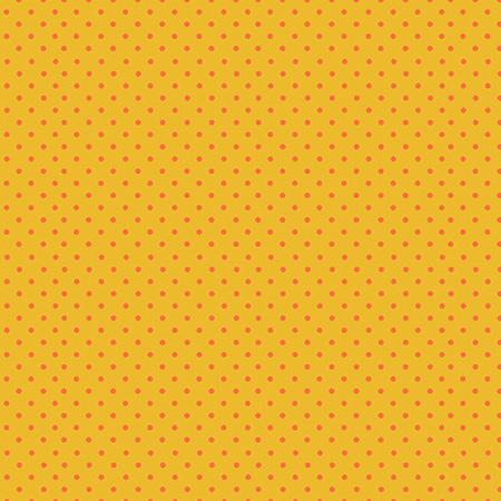 Katie's Cats Spot Yellow Orange TP-830-YN